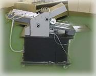 ホリゾン(コート紙対応自動紙折り機)