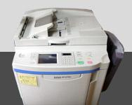 リソグラ(簡易印刷機)